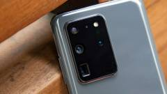200 megapixeles kameraszenzorokra vált a Samsung kép