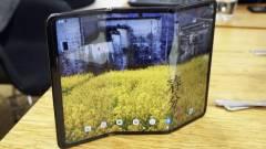 Összehajtható táblagéppel készülne a Samsung? kép