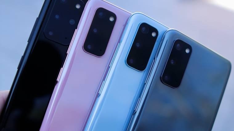A Samsung is átveheti a Google új operációs rendszerét kép