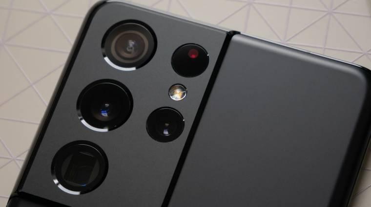 A Samsung 50 megapixeles kamerája a világ legkisebb pixeleivel készül kép