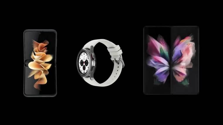 Egy sor új termék kiszivároghatott a Samsung közelgő bemutatója előtt kép