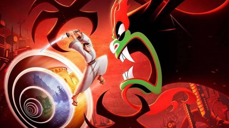 Videojáték készül a Szamuráj Jackből, a rajzfilm alkotói is faragják bevezetőkép