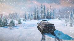 Megvan, mikor jön a Spintires havas folytatása, a SnowRunner kép