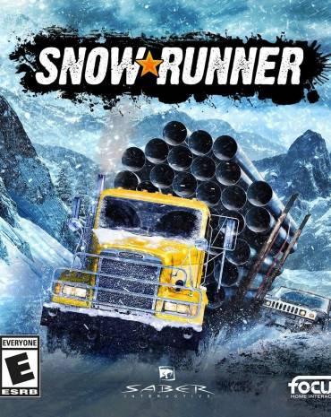 SnowRunner kép