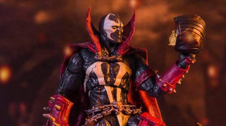 Mortal Kombat 11-es Spawn akciófigura készül bevezetőkép