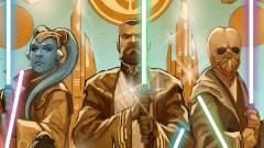 Egy halom újfajta fénykardot hozhat a Star Wars: The High Republic korszak kép