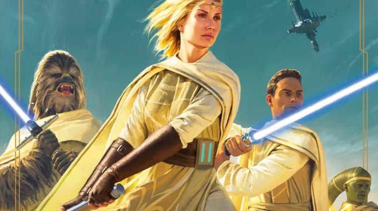 Bejelentették a Star Wars: The High Republic korszakot, 200 évet repülünk vissza a múltba bevezetőkép