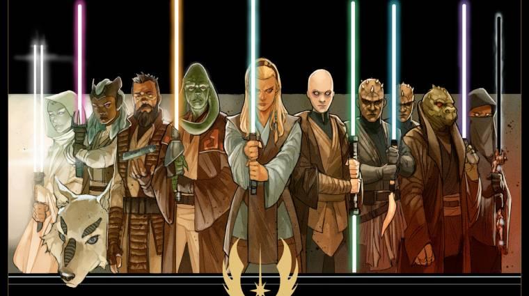 Trailert kapott a Star Wars: The High Republic, a Csillagok háborúja új korszaka kép
