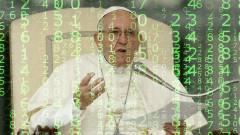 A pápa komolyabban szabályozná a mesterséges intelligenciát kép
