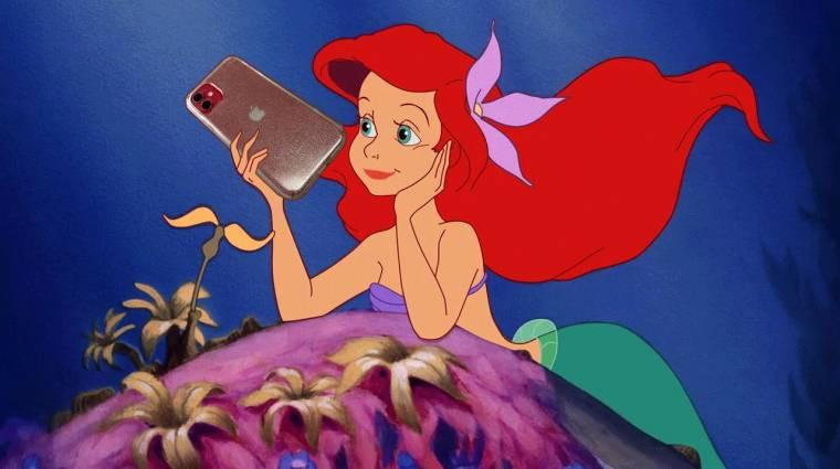 Hónapokig bírta a víz alatt egy iPhone 11 kép