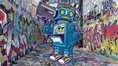 Egyelőre béna rapper a mesterséges intelligencia kép