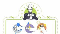 Ma Semmelweis Ignác a Google arca és fontos üzenete van kép