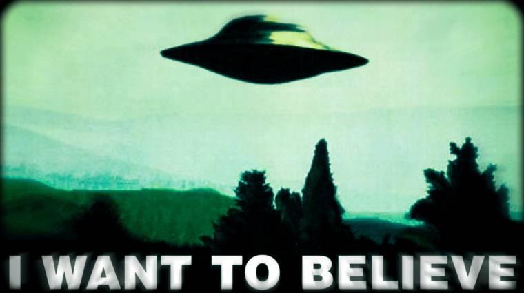 Feloldották több UFO-videó titkosítását, te is megnézheted őket! kép