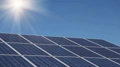 Röhejesen olcsó lesz a világ legnagyobb napelem-farmja kép