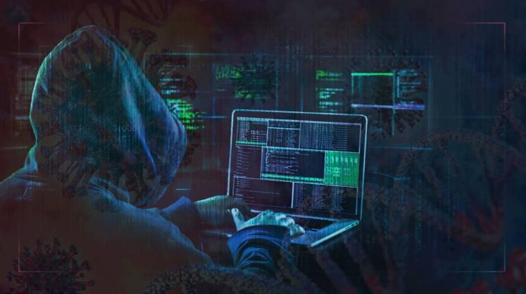 Koronavírusról szóló adatokra vadásznak kínai hackerek kép