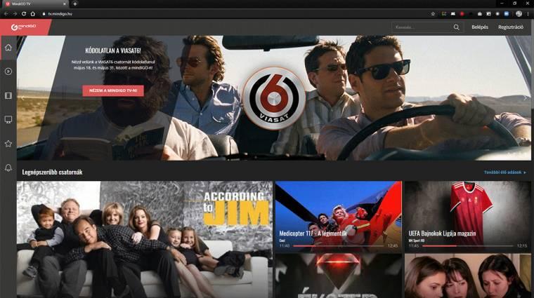 Ingyen nézhető három magyar tévécsatorna május végéig kép