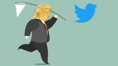 Donald Trump sértődésből megregulázhatja a közösségi oldalakat kép