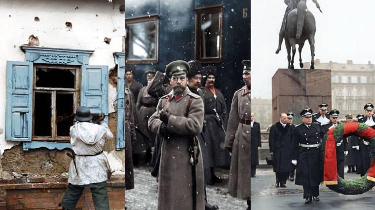 Történelmi képeket töröl a Facebook, mert szerinte uszítóak kép