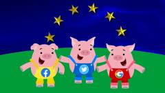 Az EU havi álhír-riportra kéri a webes nagyágyúkat kép