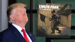 A Linkin Park zenekar miatt tűnt el Donald Trump tweetje kép