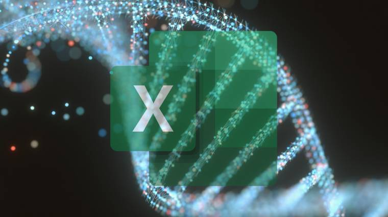 A tudósoknak meg kell változtatniuk a gének nevét, mert az Excel dátumként kezeli őket kép
