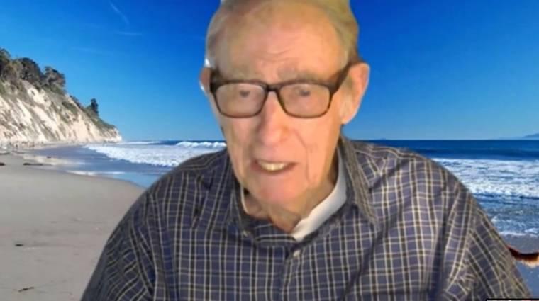 Egy 90 éves férfi milliókat fizetett egy újsághirdetésért, hogy reklamáljon a lassú net miatt kép