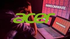 15 milliárd forintnyi váltságdíjat követelnek az Acertől kép