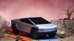 Legszívesebben már most elvinnénk egy körre a távirányítós Tesla Cybertruckot kép