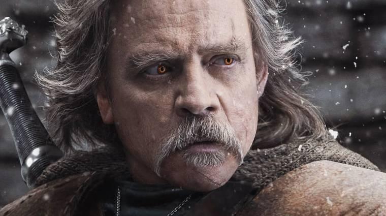 Már fel is ajánlották a The Witcher második évadában felbukkanó Vesemir szerepét Mark Hamillnek? bevezetőkép