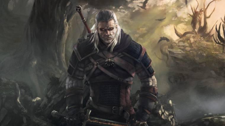 Witcher történelem 2. - ez történik a Vaják: A Végzet Kardja kötetben bevezetőkép