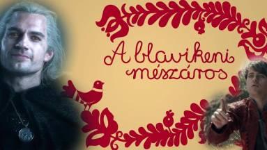 Napi büntetés: valami gyönyörű születik, ha a magyar népmesék és a Vaják sorozat keverednek kép