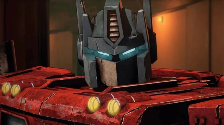A Transformers: War For Cybertron Trilogy - Siege az a széria, amire már régóta vártunk bevezetőkép