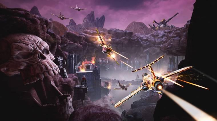 Repülős orkcsatákat hoz a Warhammer 40 000: Dakka Squadron bevezetőkép