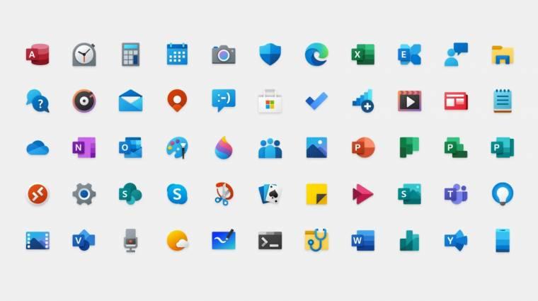 Így próbálhatod ki a Windows 10 új rendszerikonjait kép