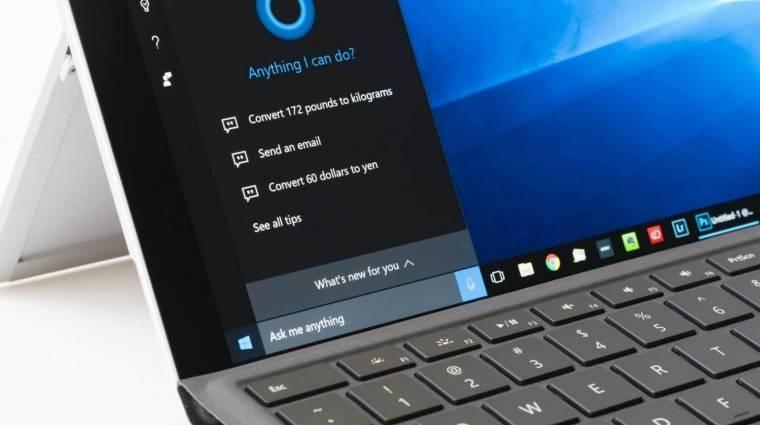 Közérthető módon fogja gyűjteni adatainkat a Windows 10 kép
