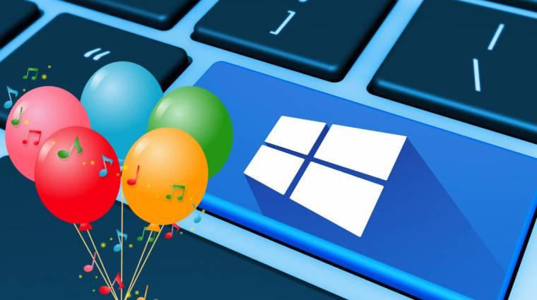 Már egymilliárd eszközön fut a Windows 10 kép