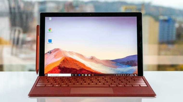 Most a távmunkát akadályozhatja egyeseknél a Windows 10 kép
