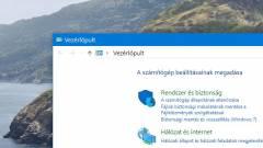 Örökre eltűnhet a Vezérlőpult a Windows 10-ből kép