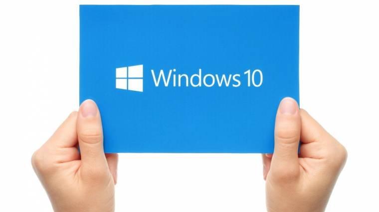 Fájlokat törölhet a Windows 10 legutóbbi frissítése kép