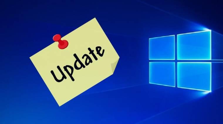Mostantól nem halogathatjuk a Windows 10 frissítések letöltését kép