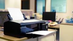 Kellemetlen nyomtatóhibákat okozott a Windows 10 frissítése kép