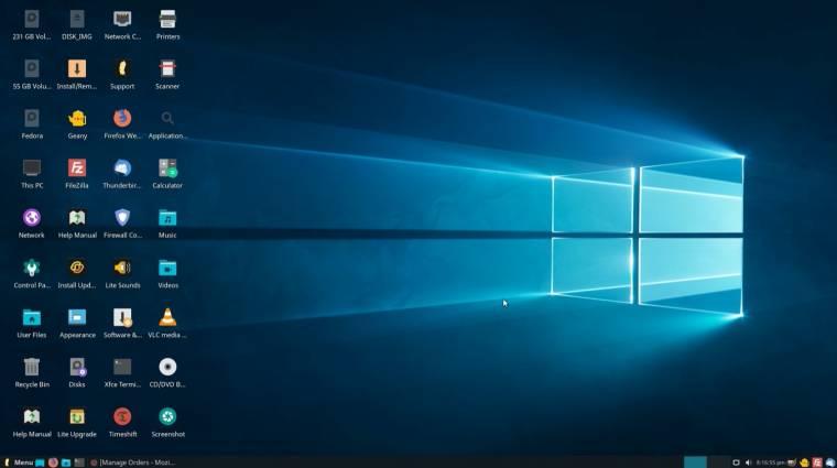 A Windows 12 Lite tényleg létezik, de nem az, aminek hinnéd kép