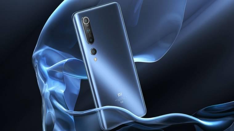 A Xiaomi Mi 10 Pro a mobilfotózás új bajnoka kép