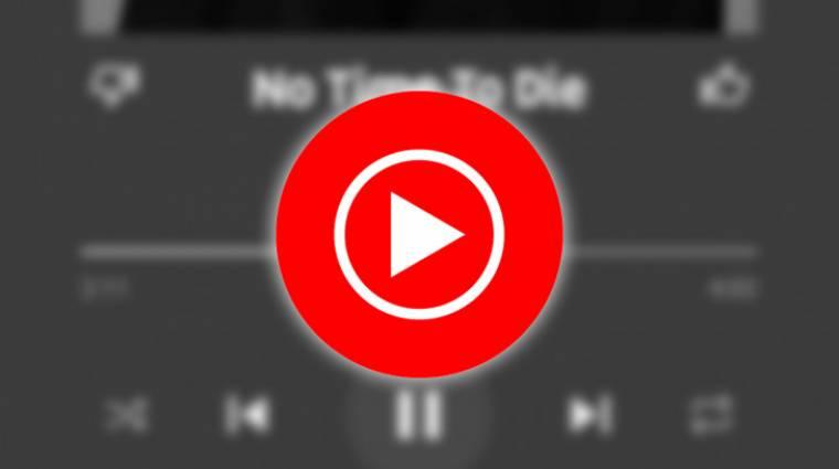 Szó szerint pörgethetjük a zenét YouTube Musicban kép