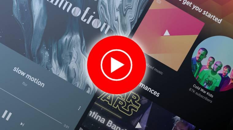 Újabb hasznos funkciókkal bővül a YouTube Music kép