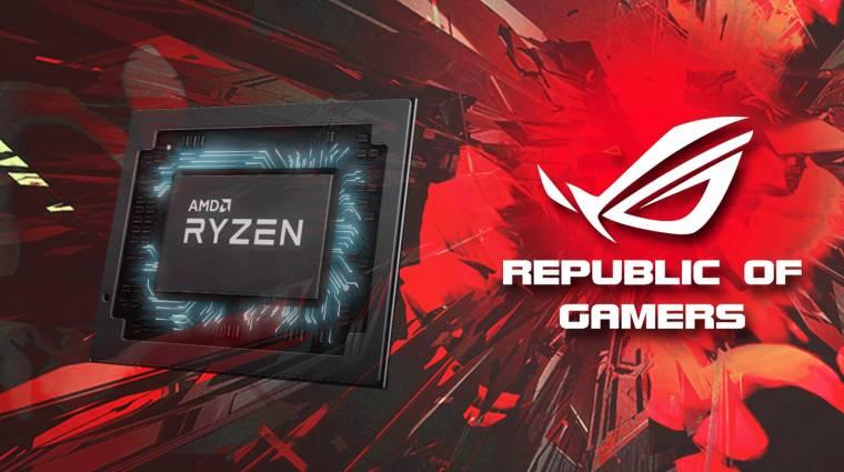 Véletlenül kiderült egy csomó Ryzen 4000-es laptop ára kép