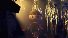 Így lesz az Animal Crossing: New Horizons vérfagyasztó horrorfilm kép