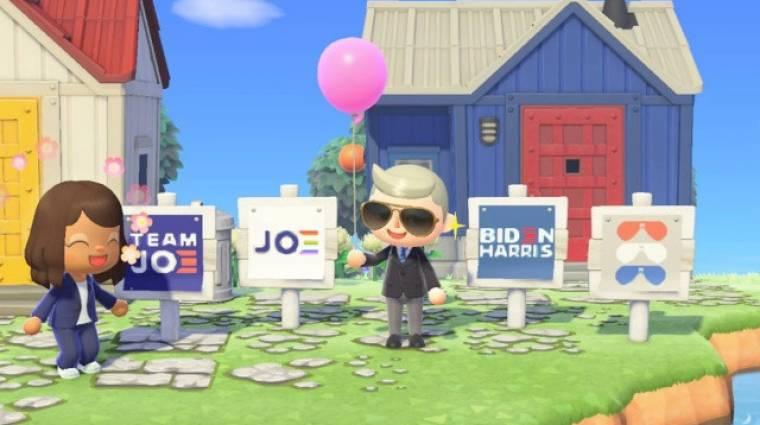 Már a játékokba is begyűrűzött az amerikai elnökválasztás bevezetőkép