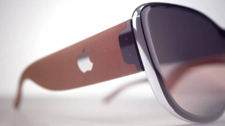 Így oldhatná meg az AR-headsetek egyik nagy problémáját az Apple kép