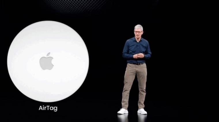 Az Apple lebuktatta az egyik be sem jelentett termékét kép